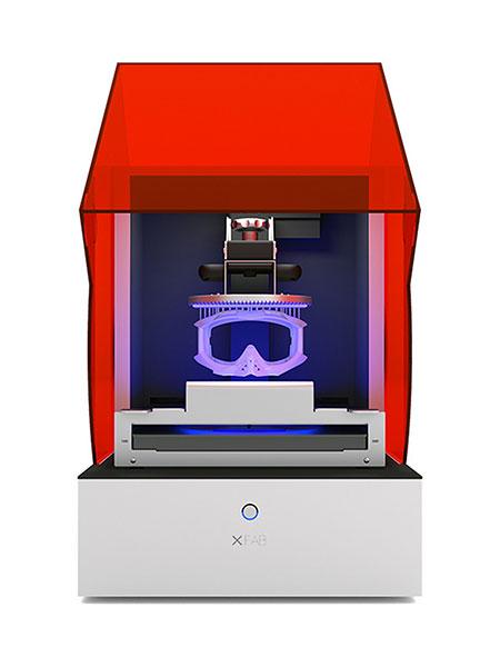 XFAB DWS - Imprimantes 3D