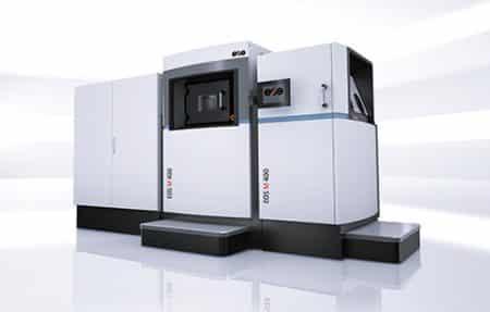 EOS M 400 EOS  - Fabrication hybride, Grand format, Métal