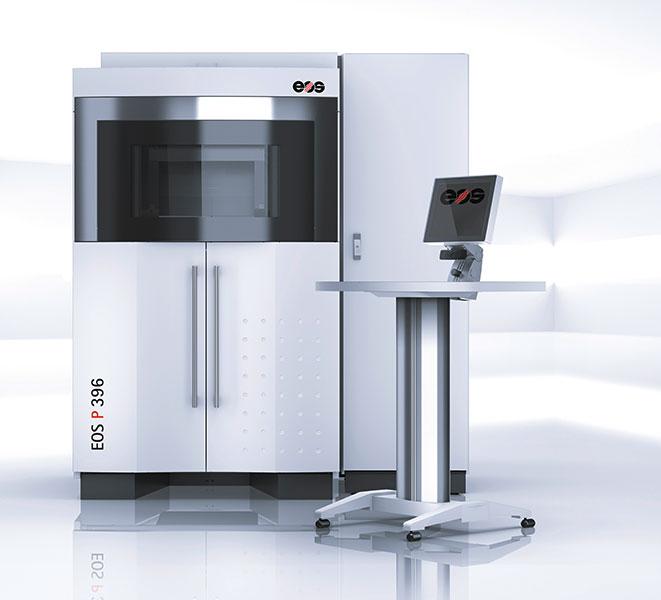EOS P 396 EOS  - Imprimantes 3D