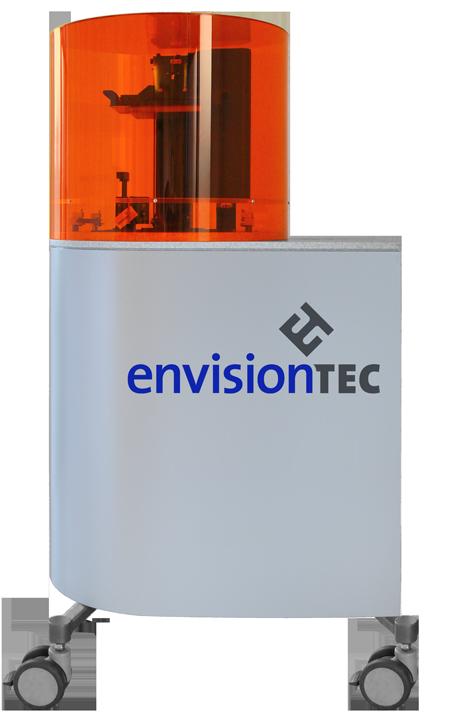 Perfactory 4 Standard ERM EnvisionTEC - Imprimantes 3D