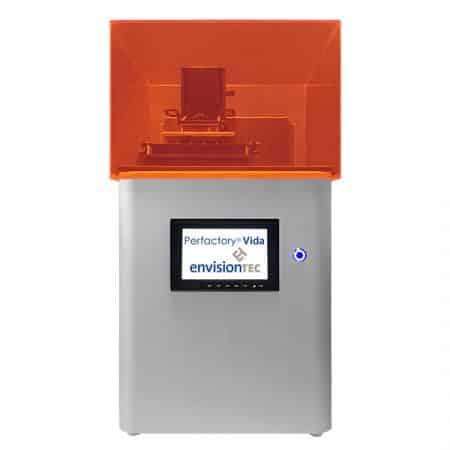 Perfactory Vida EnvisionTEC - Imprimantes 3D