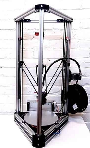 Kossel 2020 (Kit) Folger Tech - Imprimantes 3D