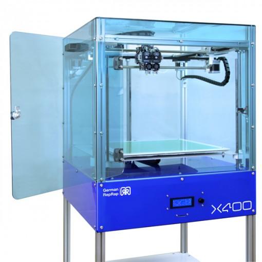 X400 V3 German RepRap - Imprimantes 3D