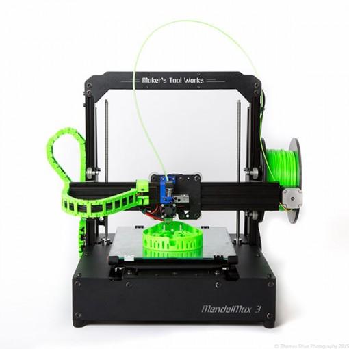 MendelMax 3 (Kit) Maker's Tool Works - Imprimantes 3D