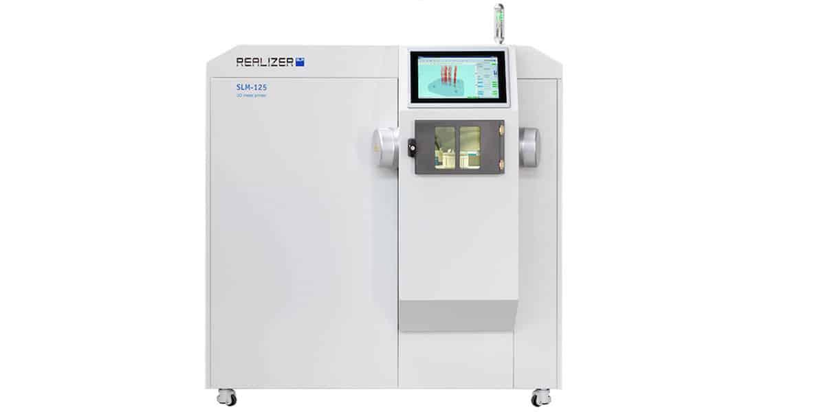 SLM 125 Realizer - Imprimantes 3D
