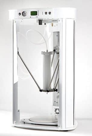 Gaia Multitool Tytan 3D - Céramique, Fabrication hybride, Grand format