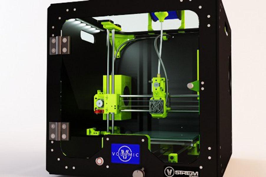 Stream 20 Dual Volumic - Imprimantes 3D