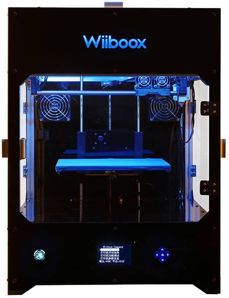 Company Wiiboox - Imprimantes 3D