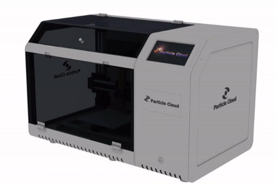 PCPrinter BC100N Xi'an Particle cloud - Imprimantes 3D