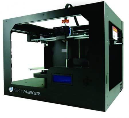 SKY MAKER X2 SKY-TECH - Imprimantes 3D