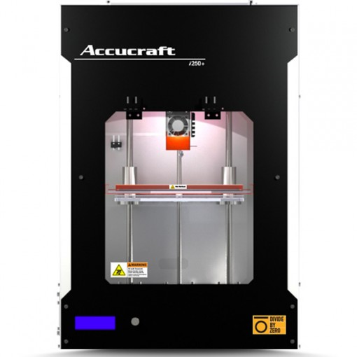 Accucraft i250+ Divide By Zero - Imprimantes 3D