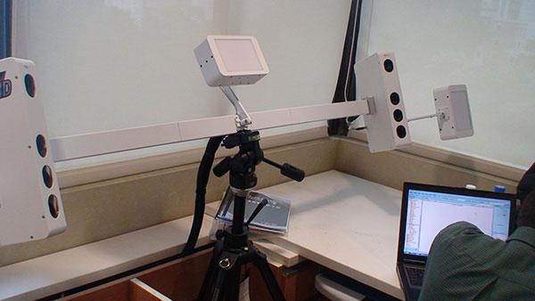 3dMDhead System 3dMD - Scanners 3D