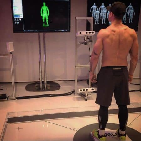 3dMDthorax System 3dMD - Scanners 3D