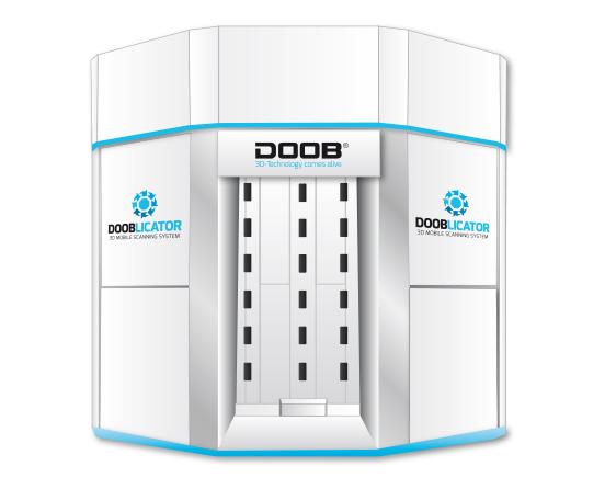 Dooblicator Doob - Scanners 3D