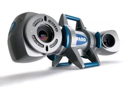 FARO 3D Imager AMP FARO - Scanners 3D