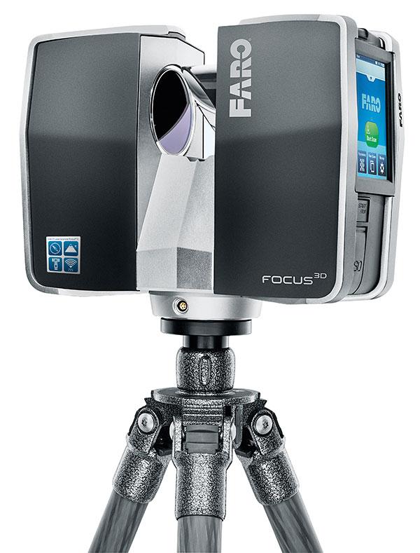 FARO Laser scanner Focus3D X 130