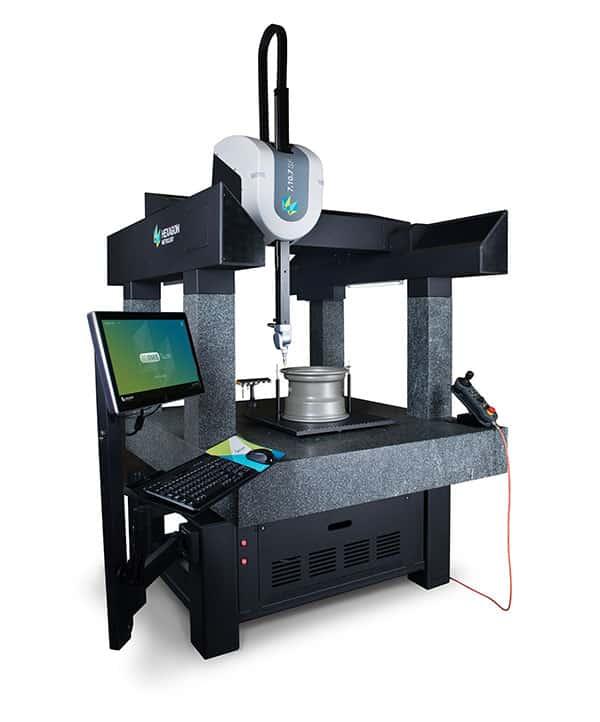 7.10.7 SF Hexagon Metrology - Scanners 3D