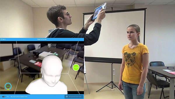 itSeez3D itSeez3D - Scanners 3D