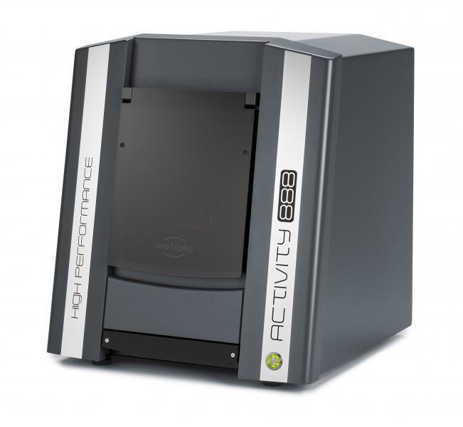 Activity 888 smart optics - Scanners 3D