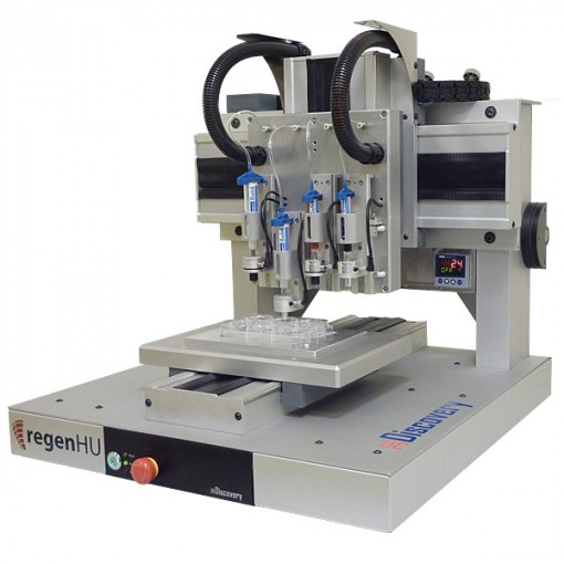 3DDiscovery RegenHU - Imprimantes 3D