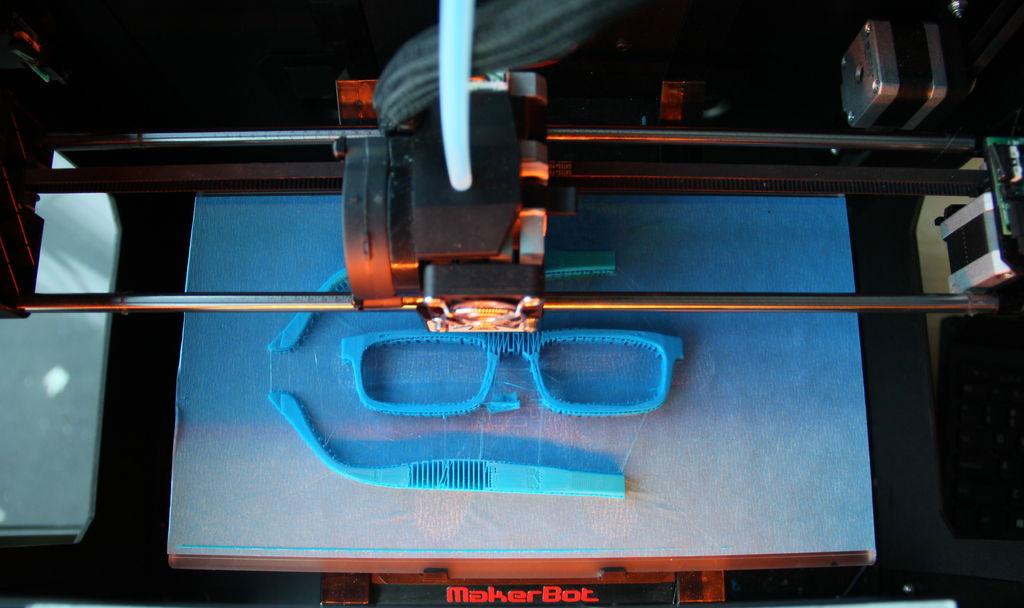 Optique et impression 3D