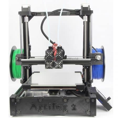 3DMakerWorld Artifex 2 Duo (Kit) 3DMakerWorld - Imprimantes 3D