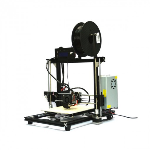 Aluminum Frame 3D Printer  HIC Technology - Imprimantes 3D