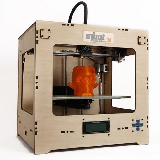 MBot Cube MBot 3D - Imprimantes 3D