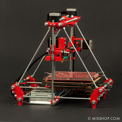 Prusa Mendel (Kit) Mixshop  - Imprimantes 3D