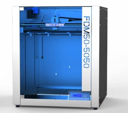 FDM-50-5050 ZBOT - Imprimantes 3D
