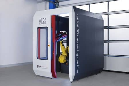 ATOS ScanBox Series 5 GOM - Scanners 3D