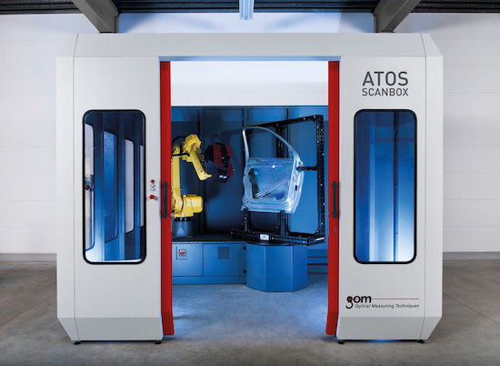 ATOS ScanBox 5120 GOM - Scanners 3D