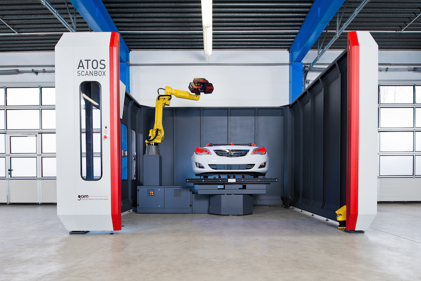 ATOS ScanBox Series 6