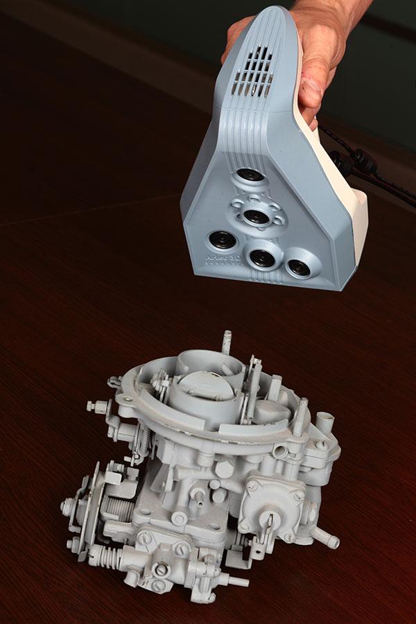 Artec Spider Artec 3D - Scanners 3D