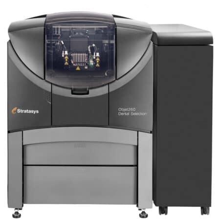 Objet260 Dental Selection Stratasys - Imprimantes 3D