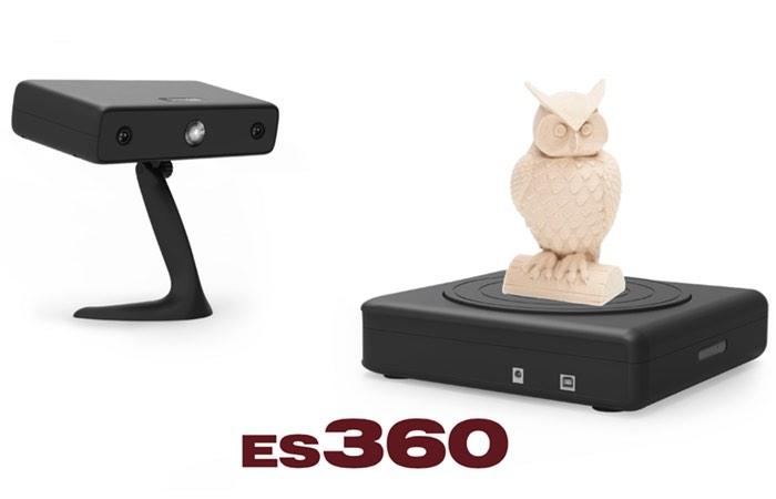 ES360 Afinia - Scanners 3D