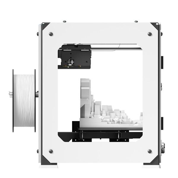 imprimante 3Ds bq witbox 2 with 3d print, côté