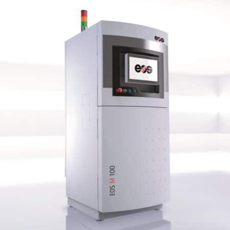 EOS M 100 EOS  - Fabrication hybride, Métal