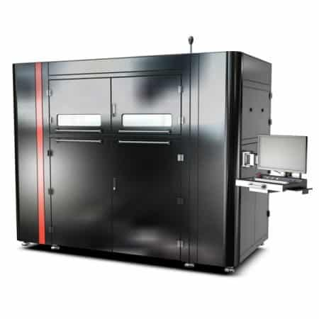 ProMaker P4000 HS Prodways - Fabrication hybride, Grand format, SLS - FR