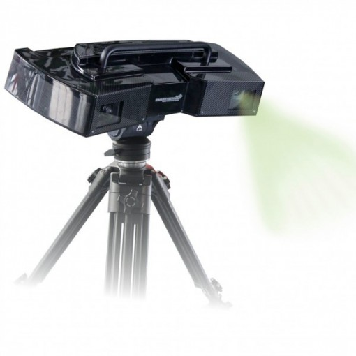MICRON3D green 5 Mpix SMARTTECH - Scanners 3D