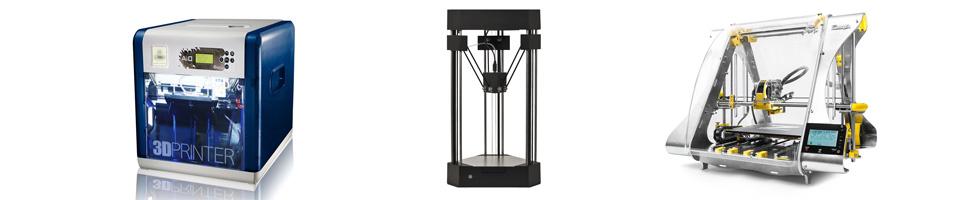 Les meilleures imprimantes 3D Tout-En-Un de 2015 : des machines multi-outils qui font plus qu'imprimer en 3D