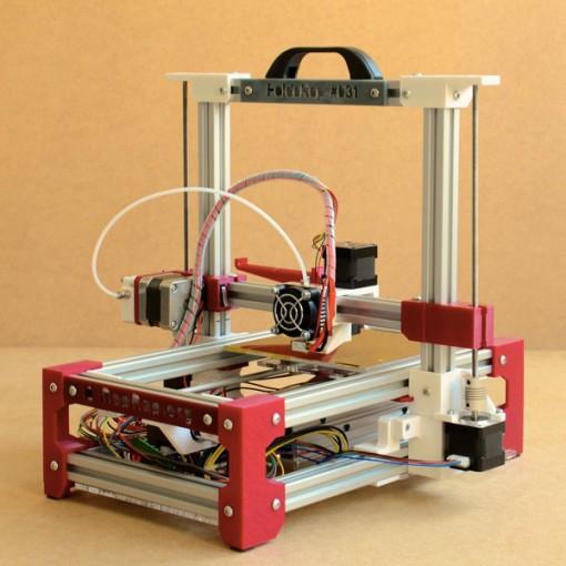 FoldaRap 2.5 Open Edge - Imprimantes 3D