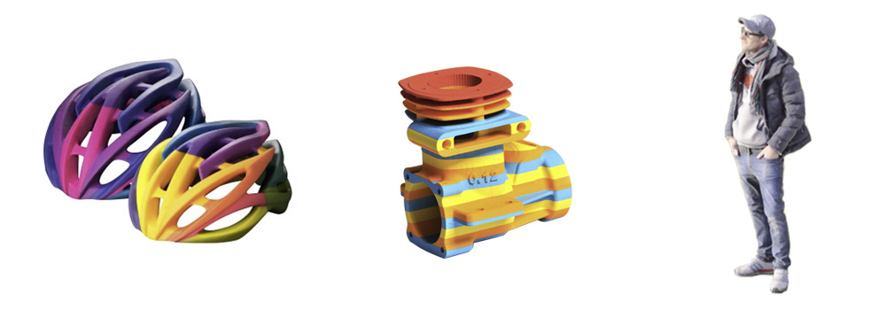 Quelles sont les meilleures imprimantes 3D multi-couleurs de 2015 ?