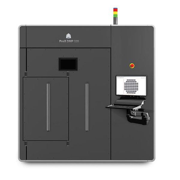 3D Systems ProX DMP line of professional metal 3D printers