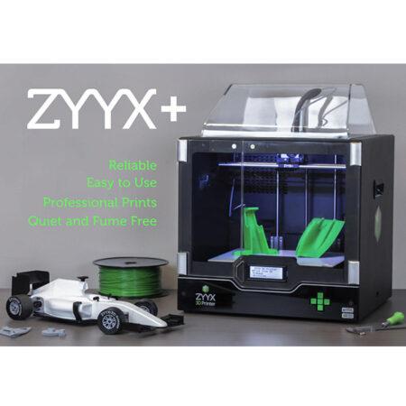 ZYYX+ ZYYX Labs - Imprimantes 3D