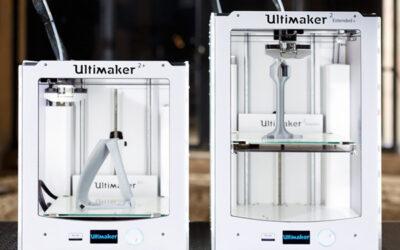 La Ultimaker 2+ et la Ultimaker 2 Extended+ sont les nouvelles imprimantes 3D du fabricant Néerlandais