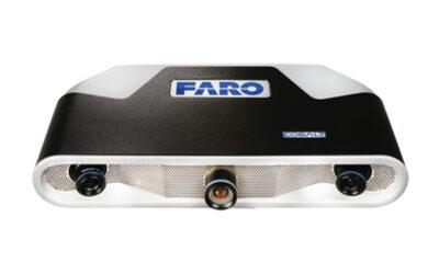 FARO présente le FARO Cobalt 3D Imager, un scanner 3D dédié aux professionnels