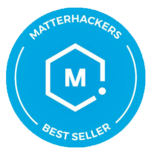 Award-3D-printer-MatterHacker-Best-Seller