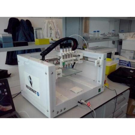 V1 BioPrinter REGEMAT3D - Bio-impression