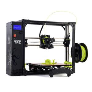 imprimante 3D Lulzbot TAZ 6 perspective